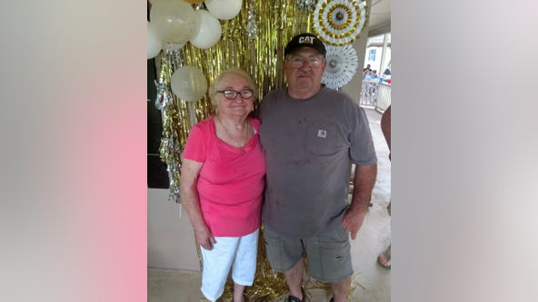 Multiple law enforcement agencies search for 83-year-old woman in Polk County