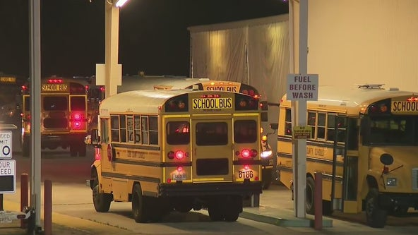 Parents concerned after possible COVID-19 exposure at Cobb County back-to-school event