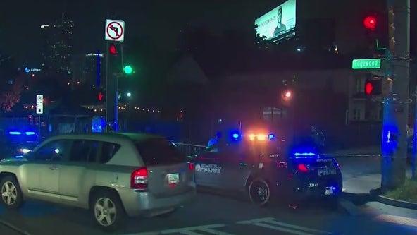 Bystander shot during robbery attempt in NE Atlanta