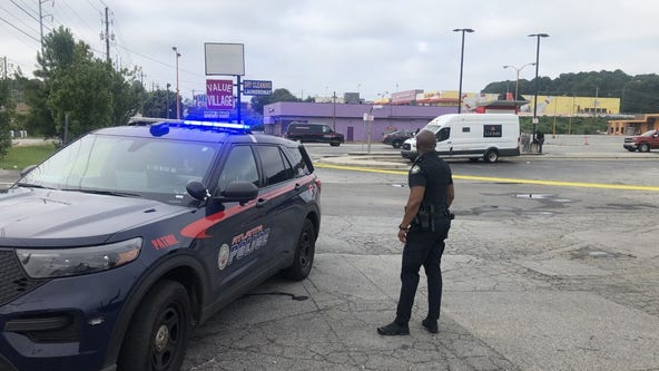 Shots fired at armored truck in Atlanta, police say