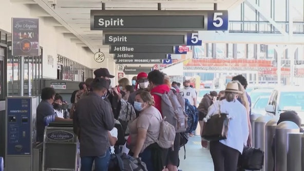 Travelers stranded in Atlanta airport after airlines cancel flights