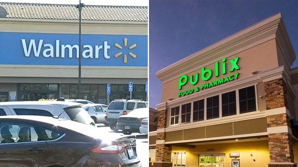 Mask requirement returns for Walmart, Publix employees