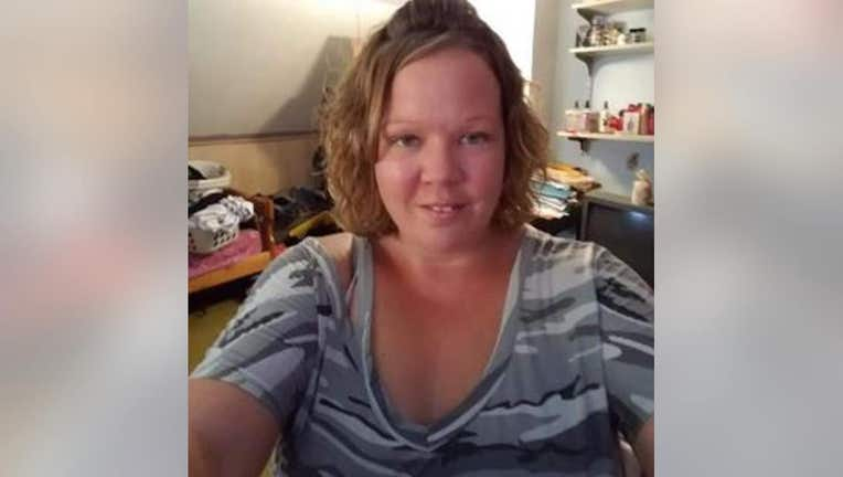 Amanda Jo Vangrinsven Isanti missing woman
