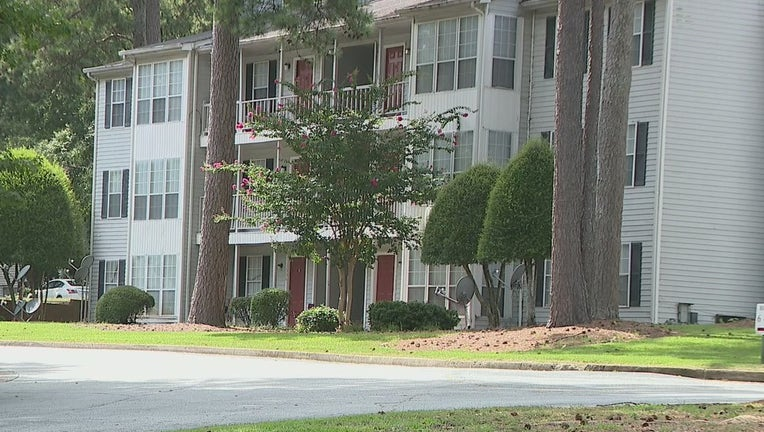 Clayton County apartment complex