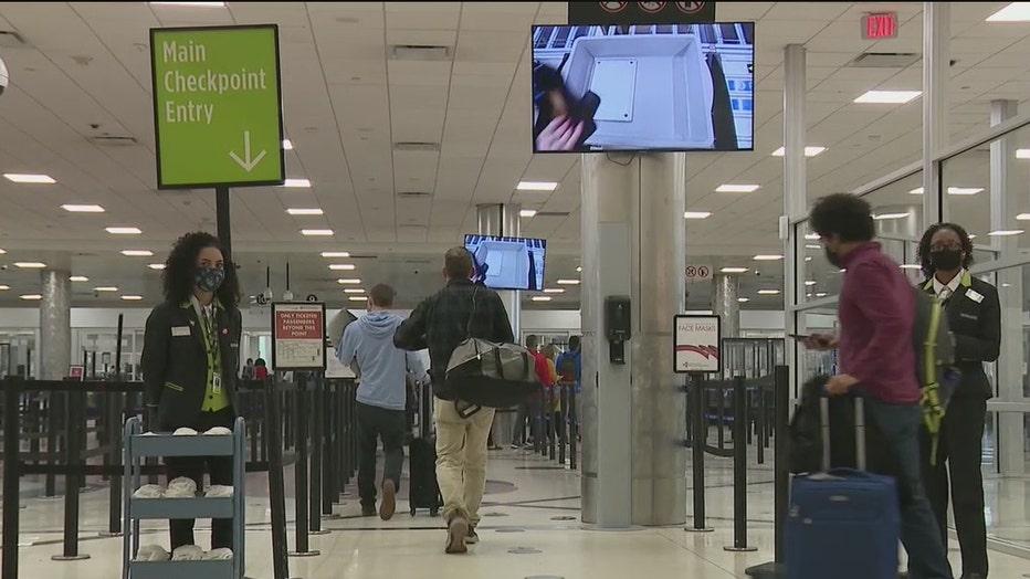 ATL airport security