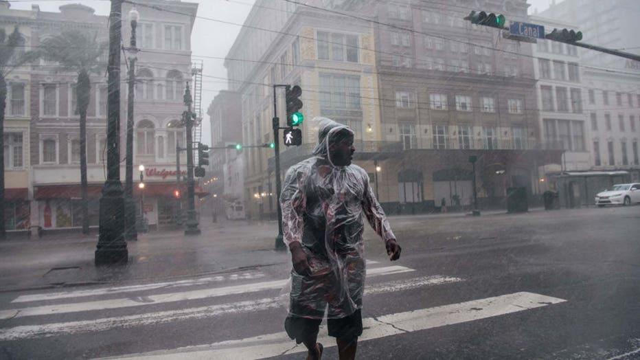 Ida rain
