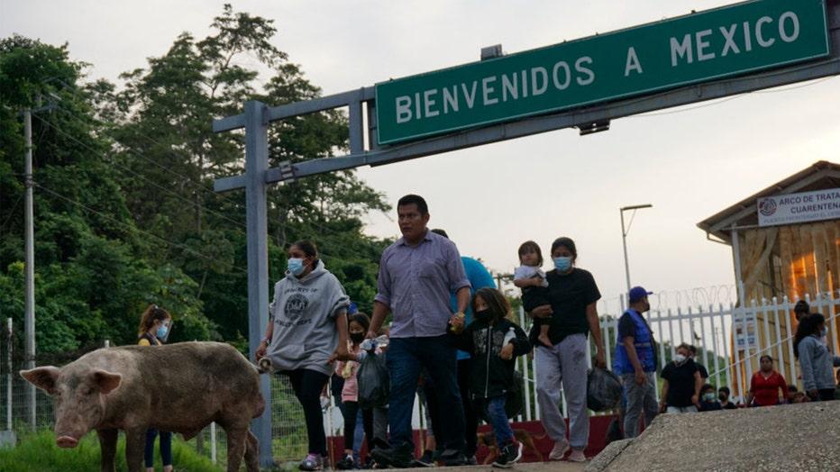 Mexico asylum