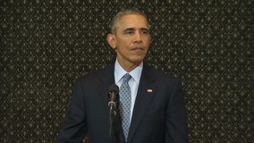 Obama hails the heroes of 9/11