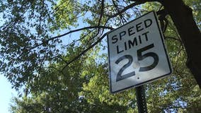Atlanta DOT working to decrease speed limit on nearly 75% of its roads to 25 MPH