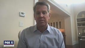 Gov. Kemp calls federal vaccine mandate 'unlawful overreach'