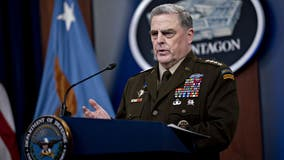 Gen. Milley feared Trump could order China strike, book excerpts reveal
