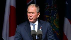 George W. Bush's full remarks in Shanksville, Pennsylvania on 20th anniversary of 9/11