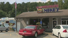 Every day is National Cheeseburger Day at Henry County's Hamburger Mike's