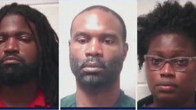 Suspects in murder of woman found behind Georgia shopping center to appear in court