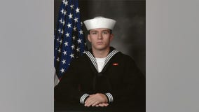 Remains of sailor killed in Kabul airport attack returned home to Ohio