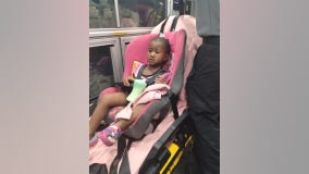 Toddler recovering from rare COVID-related heart inflammation
