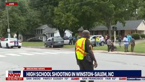North Carolina high school shooting: 1 dead, suspect in custody