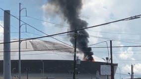New Orleans Caesars Superdome fire ruled 'accidental,' 1 injured