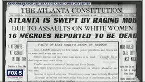 Remembering 115 years since Atlanta's race massacre
