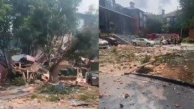 Dunwoody apartment explosion: Inspection finds leaks, gas shut off to complex