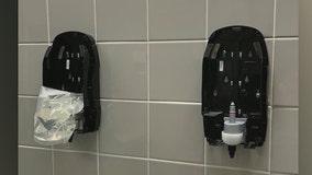 'Devious lick' vandalism pranks rampant at metro Atlanta schools
