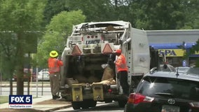 More trucks could hit Atlanta streets to combat sanitation staff shortage