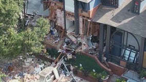 Dunwoody apartment explosion: All residents told to move out