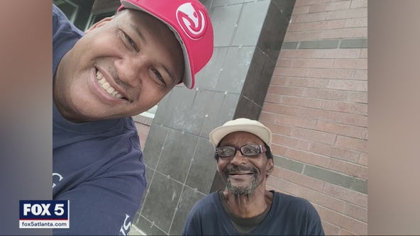 'Are you Gregory?' Man recounts finding missing 70-year-old man who just moved to Georgia