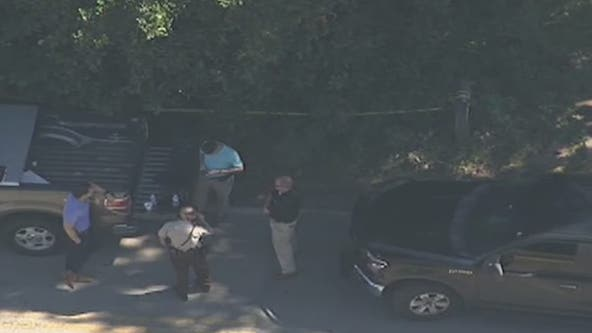 Body found in front yard of Coweta County home