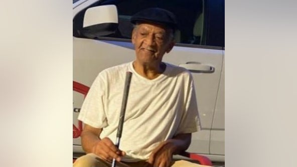 Mattie's Call issued for missing 76-year-old Atlanta man