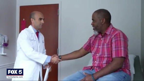 Georgia man finds mission after prostate cancer remission