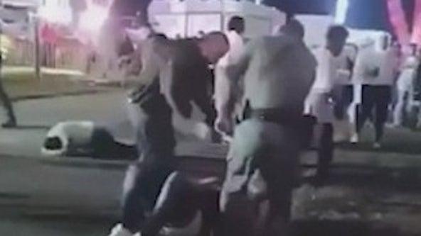 Deputies shut down Georgia county fair after multiple brawls, arrests