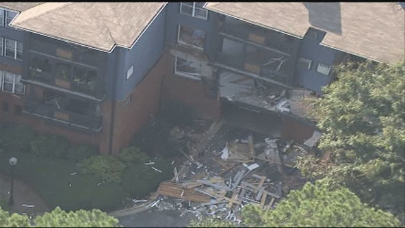 Atlanta Gas Light warns of possible odor, noise at explosion site while crews work