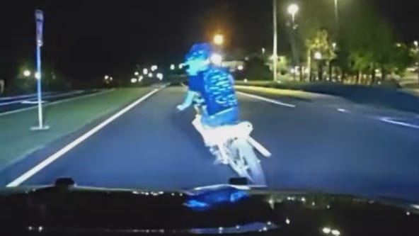 Police: Reckless motorcyclists wanted after escaping traffic stop