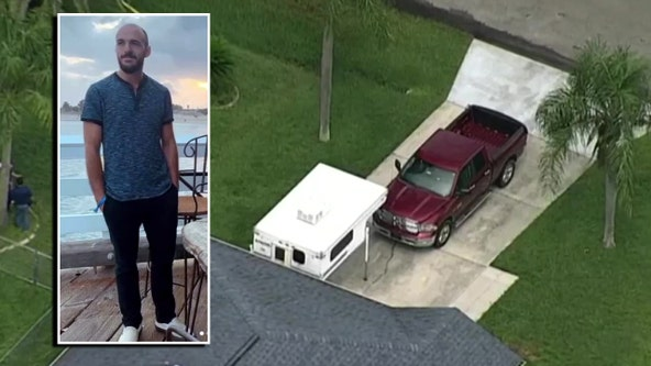 Neighbors: Brian Laundrie, parents went on trip with new camper after Gabby disappeared