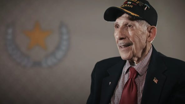 Georgia WWII veteran awarded with French Legion of Honor