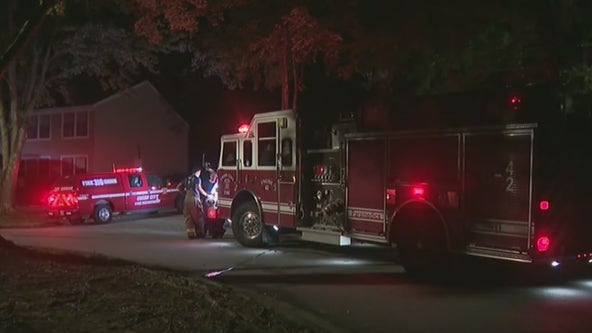 Two children hospitalized in Union City apartment fire