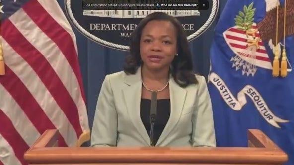 Justice Department launches civil rights investigation into Georgia prisons