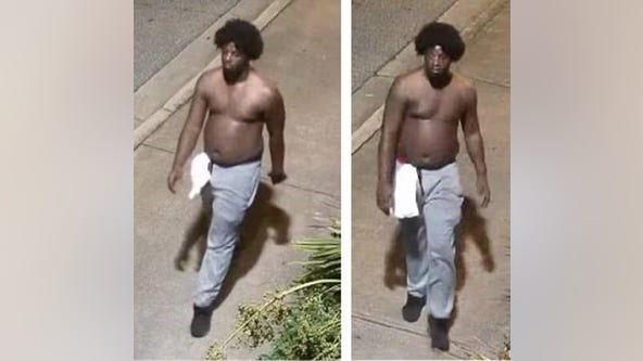 University of Georgia police search for sexual assault and robbery suspect