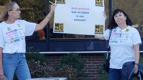 Parents demand Cobb Schools leaders combat anti-Semitism in schools