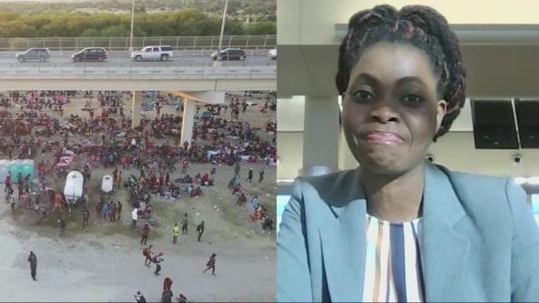 Georgia attorney in Texas to help Haitian immigrants seek refuge