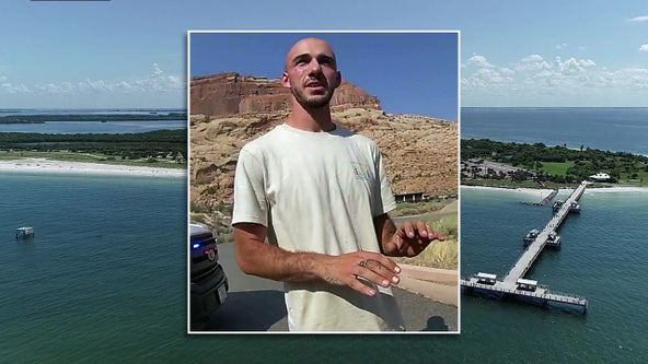 North Port police admit mistake in surveilling Brian Laundrie before his disappearance