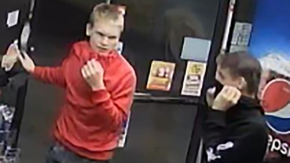 Two wanted for McDonough gas station burglary