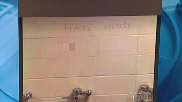 Jewish students in Cobb County on edge after anti-Semitic message found in high school, Rabbi says