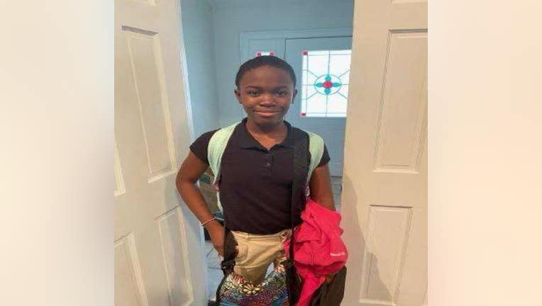 Nadia Wimberly was reported missing out of McDonough, Ga.