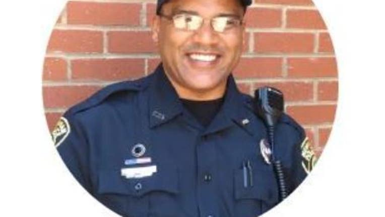Officer Frankie Gutierrez passed away from complications of COVID-19, according to Newnan Chief of Police Brent Blankenship (Newnan Police Department).