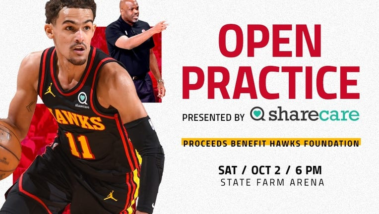 Open Practice presented by Sharecare