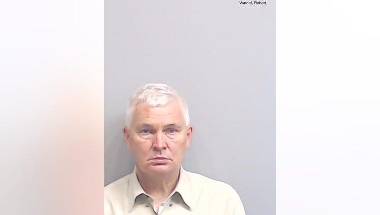 Robert Vandel, 63, of Canton (Roswell Police Department).