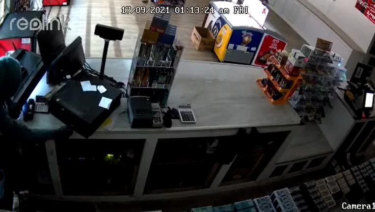 Wilson Foodmart Burglary
