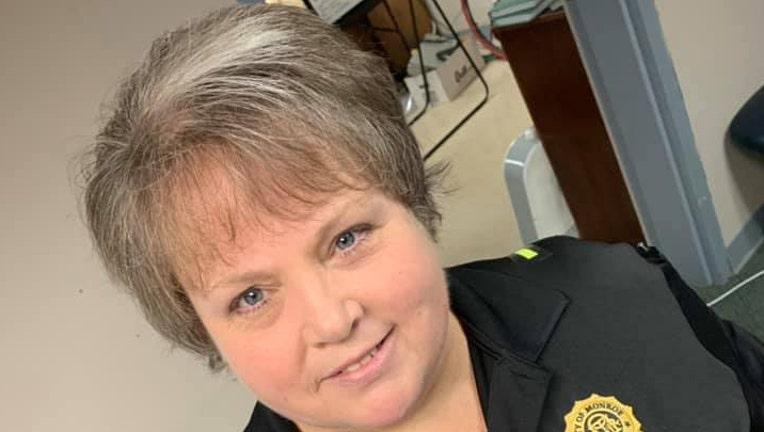 Tracey Conroy Monroe PD detective